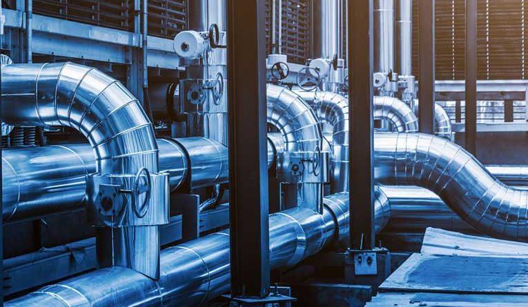 تهویه مطبوع محیط های صنعتی
