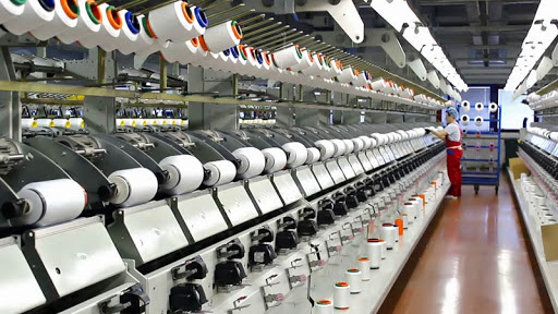 تهویه مطبوع در صنعت نساجی